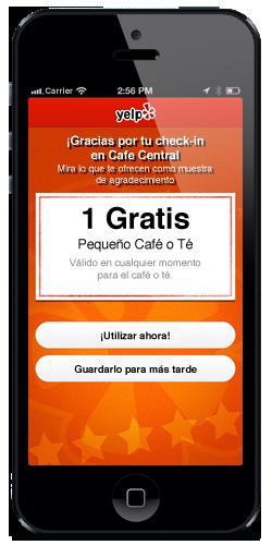 gamificacion - crear apps - Yelp