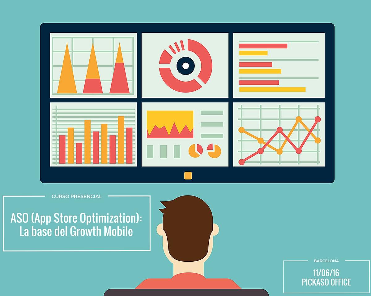 Curso ASO (App Store Optimization) presencial en Barcelona. ¿Te apuntas?