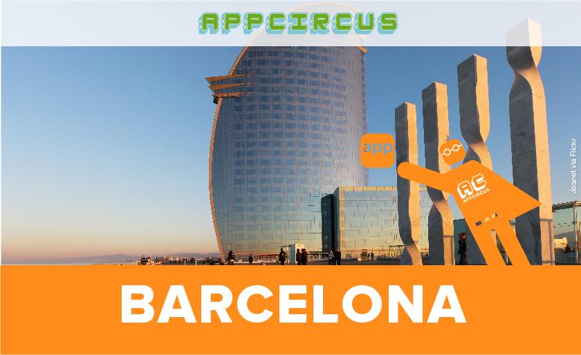La final de Appcircus Barcelona 2016 presenta a los finalistas el próximo 30 de junio