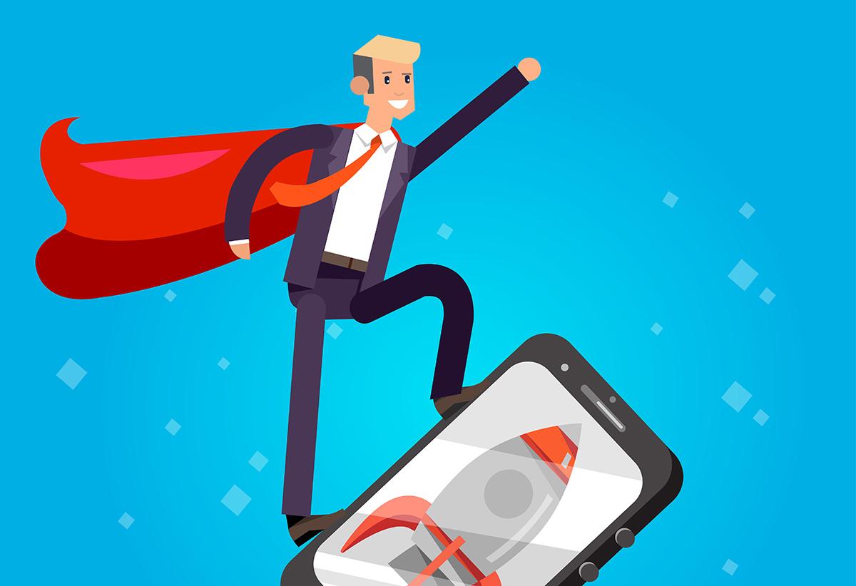 Cómo Conseguir Descargas de Aplicaciones Móviles