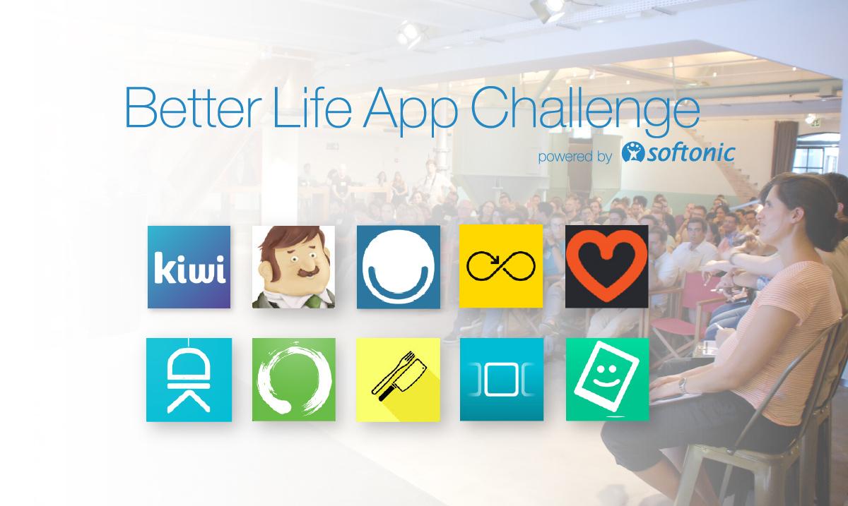Better Life App Challenge: Las 10 apps finalistas
