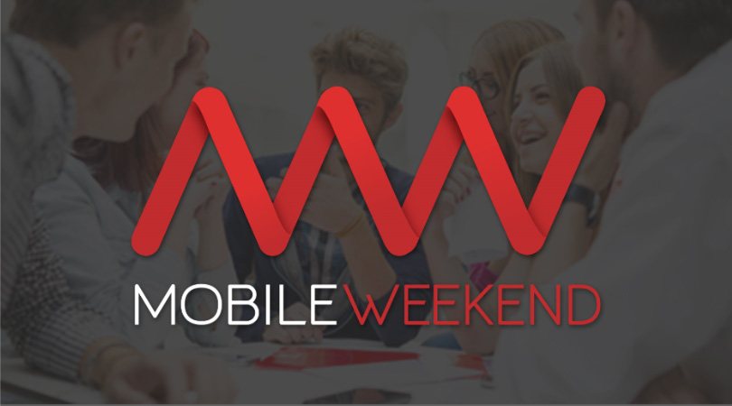 Mobile Weekend 2017 logotipo