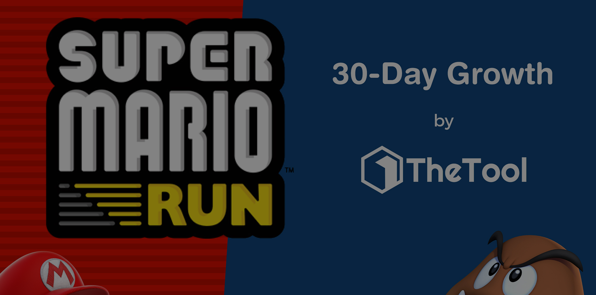 Análisis y evolución de los 30 primeros días de Super Mario Run para iPhone [Infografía]