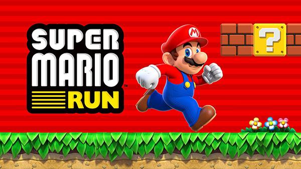 Super Mario Run - Tendencias App Annie
