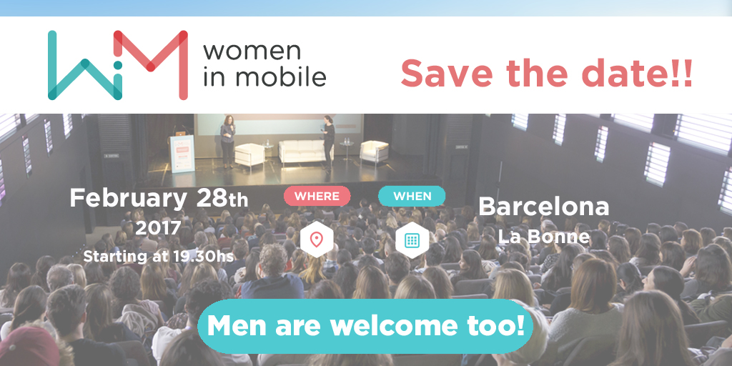 Women in Mobile - banner