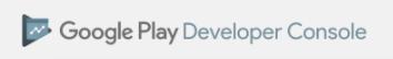 Consola desarrollador Google Play