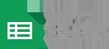 Google Spreadsheets logo