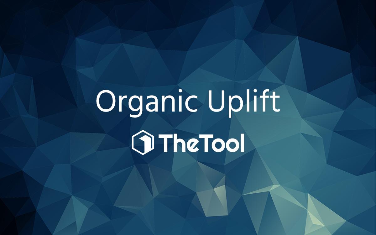 Organic Uplift - TheTool
