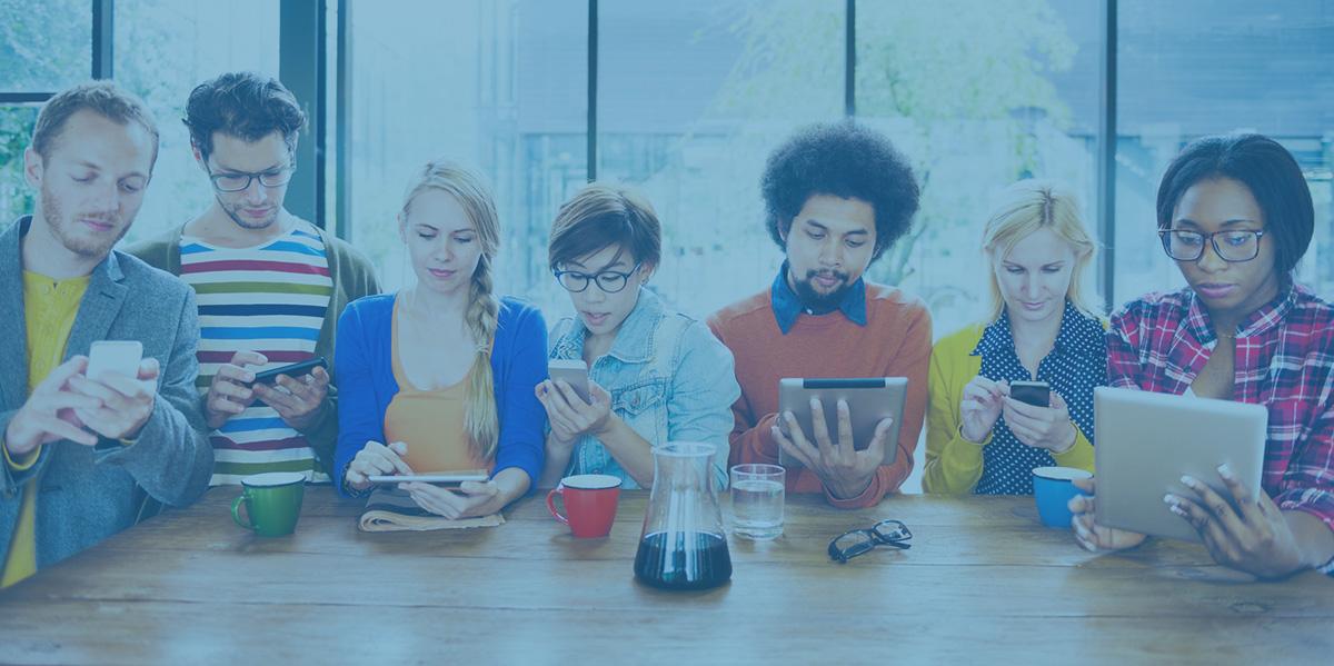 Millennials: tendencias en el uso de apps móviles
