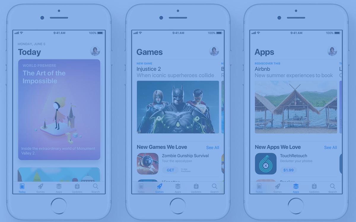 WWDC 2017: Todas las novedades ASO de la nueva App Store 2.0