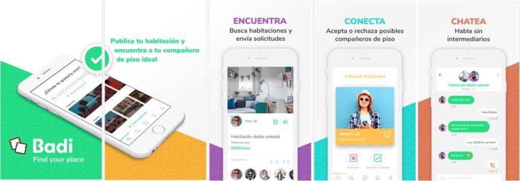 Badi App iOS