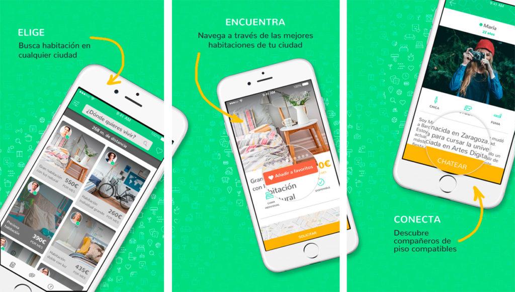 badi app screenshos