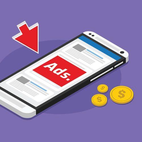 Google AdWords apps > Universal App Campaigns