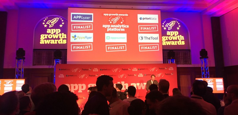 App Promotion Summit Berlin Mobile Growth Awards 2017