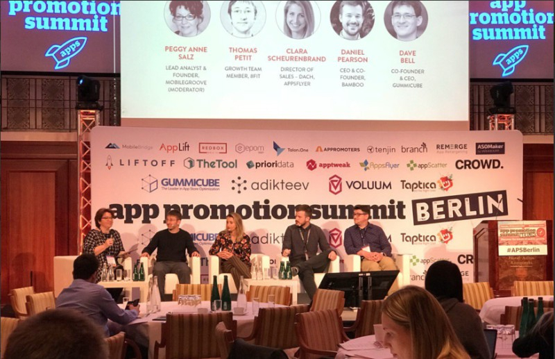In App Marketing Panel Discussion App Promotion Summit 2017