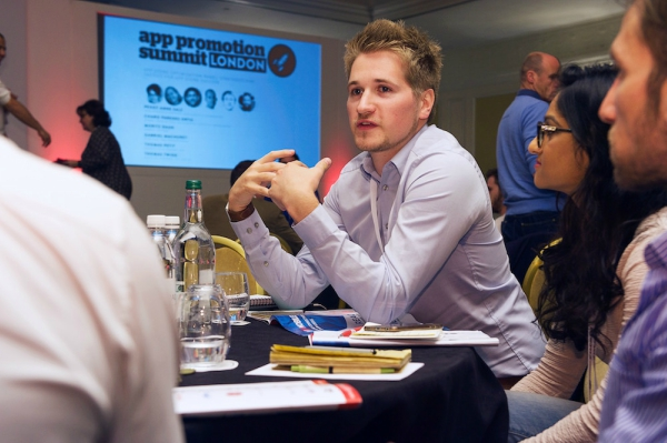 App Promotion Summit London Attendees 2018