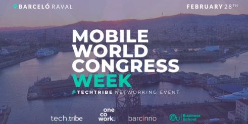 MWC 2018 Networking Event By Techtribe