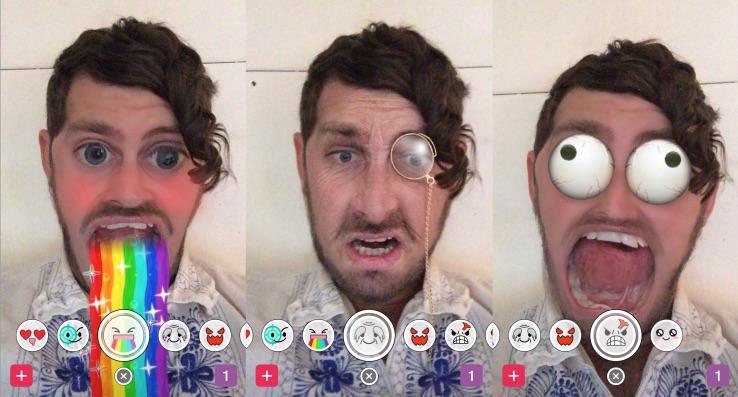Techcrunch Snapchat gifts