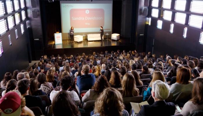Women in Mobile: Evento de Personalización Basada en Inteligencia Artificial en el MWC 2018