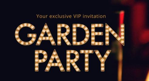 mwc 2018 IOT Garden Party