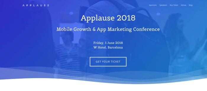 Applause 2018 Web