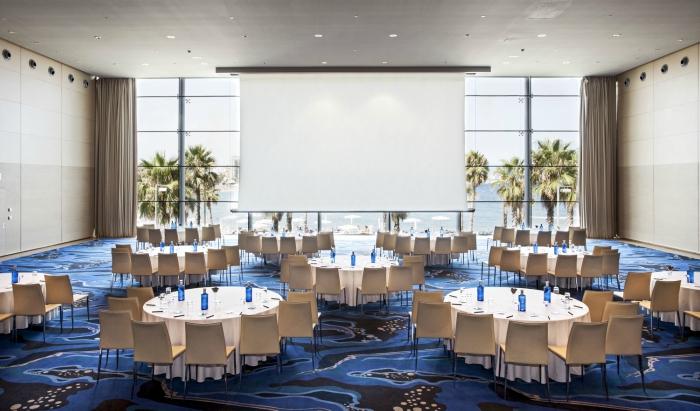Sala Great Room Applause 2018 Hotel W Barcelona