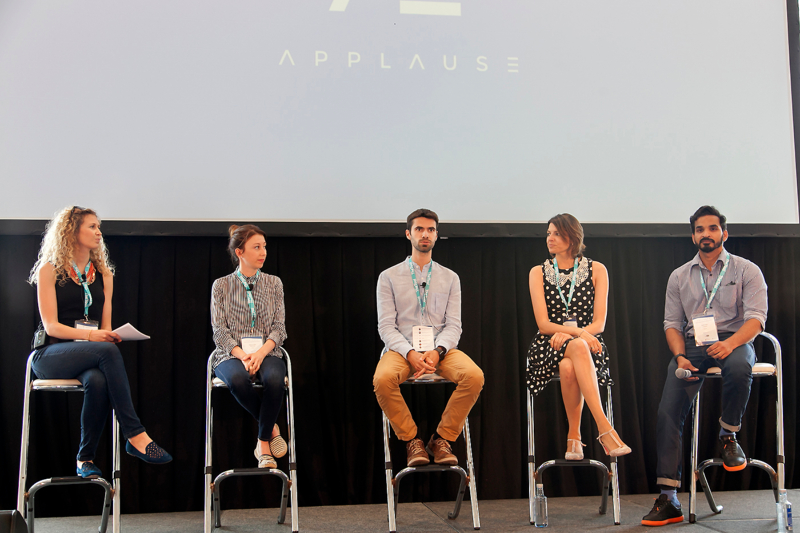 Applause 2018 - Engagement Panel