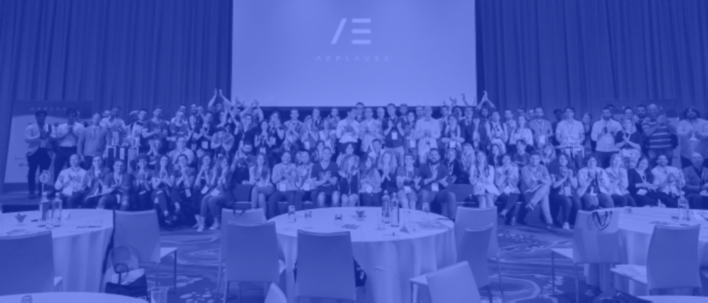 Applause 2018: Reunimos a 250 Profesionales en el Mayor Congreso de Marketing de Apps de España