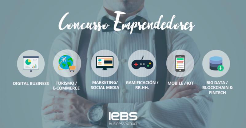 IEBS Concurso de Emprendedores 2018