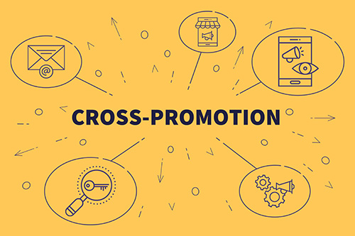 cross promotion apps