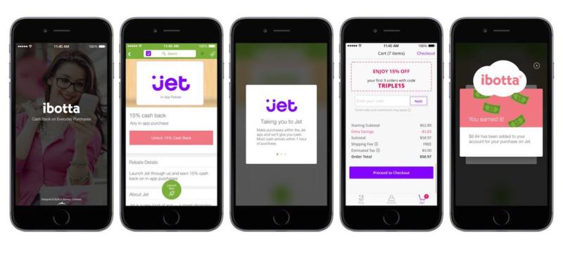 Ibotta app affiliate program