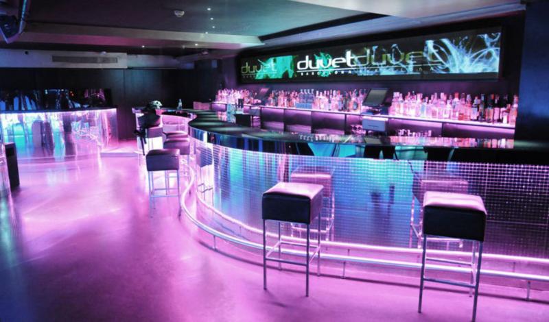 Discoteca Duvet Barcelona