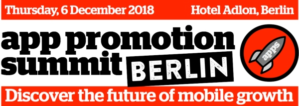 App Promotion Summit Berlin 2018