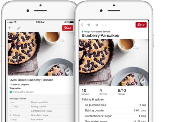 Pinterest-App-Screenshoot