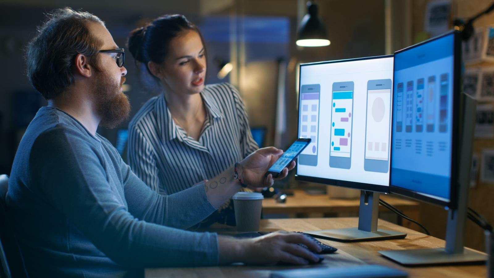 Tendencias en diseño de apps en 2019
