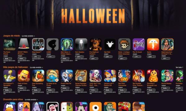 App store halloween