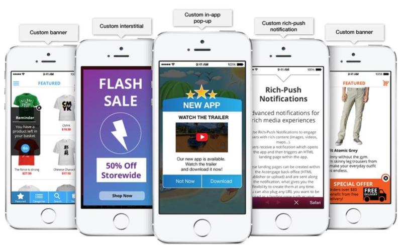 Branch Ads App