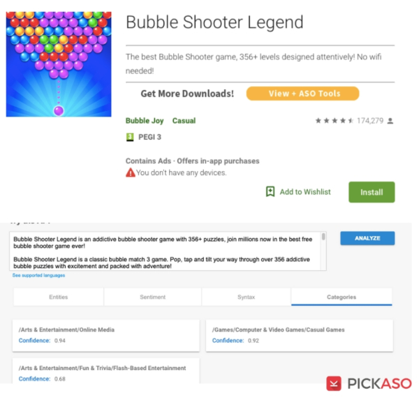 Bubble Shooter Legend - Google Play