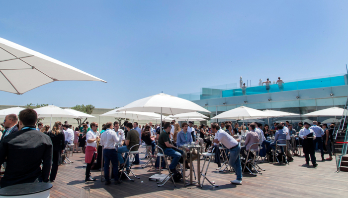 Networking lunch Applause 2018