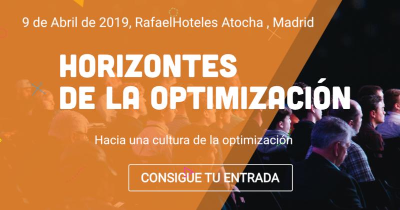 Horizontes de la Optimización 2019