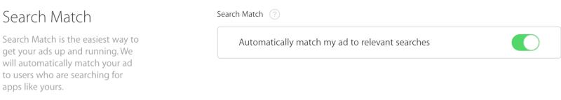 search match splitmetrics