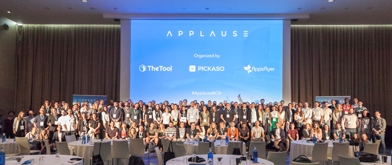 Applause 2019 Attendees