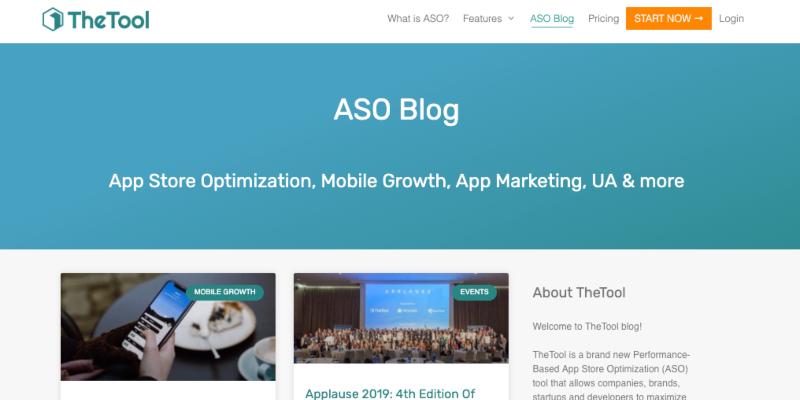 TheTool ASO Blog