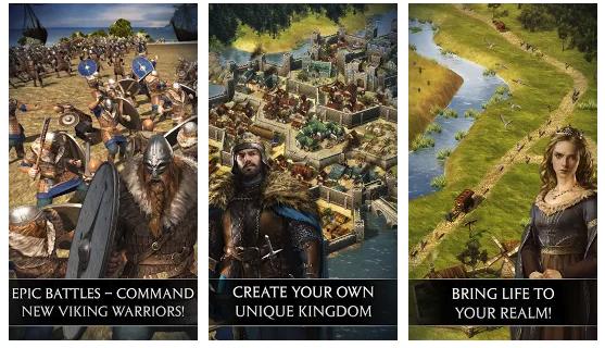 Total War Battles Kingdom App Games
