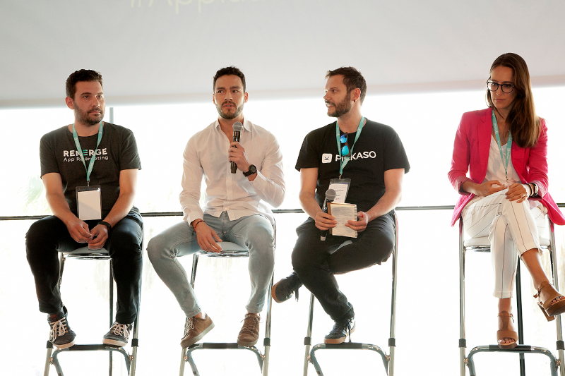 User Acquisition and Retention Panel Applause 2019