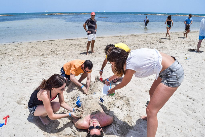 beachworking 2019