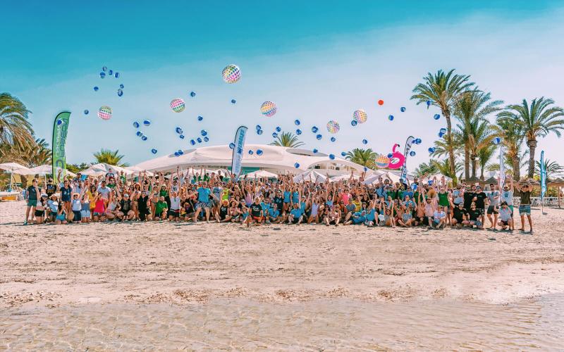 seonthebeach playa 2018